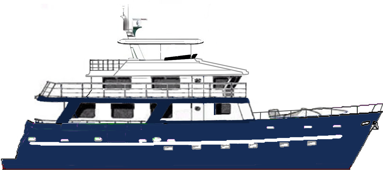 Ruby Expedition 65 House Aft